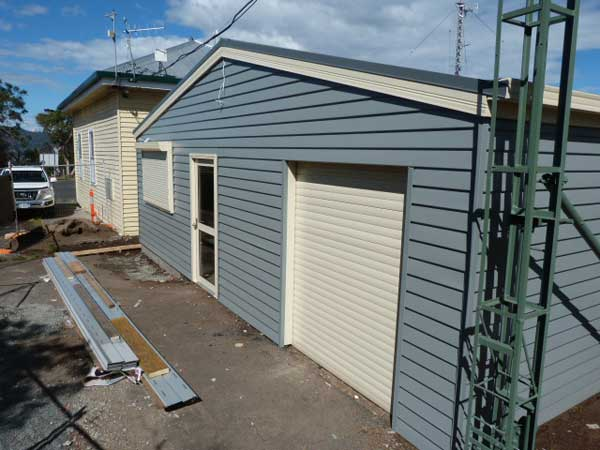New Operations Centre reaches lockup stage